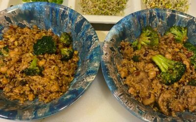 Sprouts Stir Fry